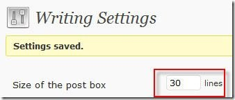 increase-number-lines-in-wordpress-post-box