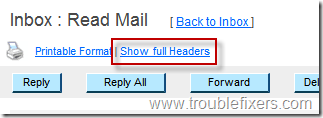 rediffmail-show-full-headers-options