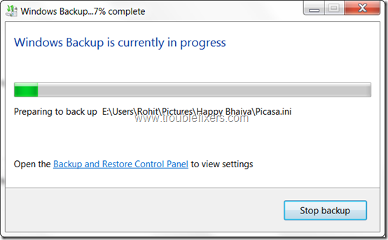 windows-7-backup-progress