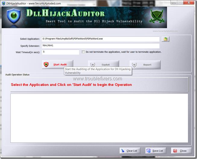 dll-hijacker-auditor