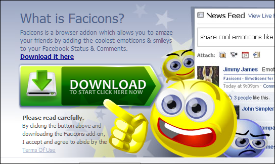 smilies-browser-addon