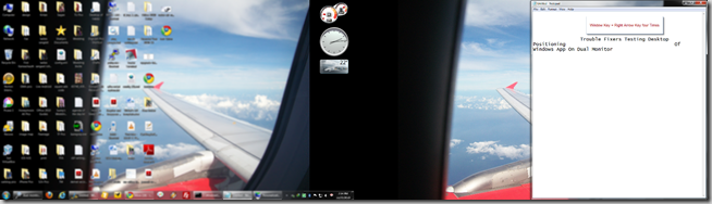 dual-monitor-app-position-shortcut-wind right arrow four-times