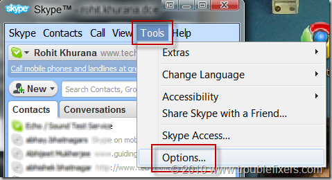 skype-tools-options