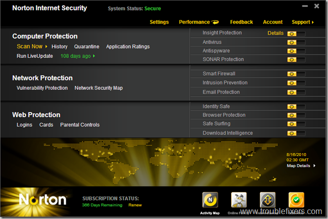 norton-is-2011-main-screen
