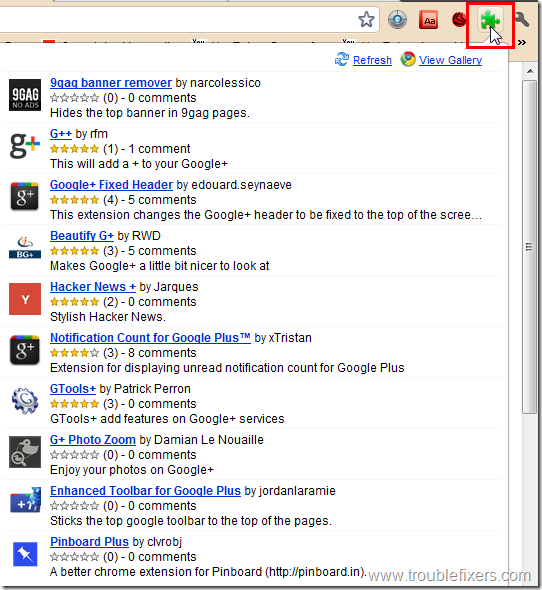 Extensions › New Additions - Chrome Web Store - Google Chrome_2011-07-01_16-48-06