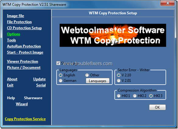 WTM Copy Protection 4