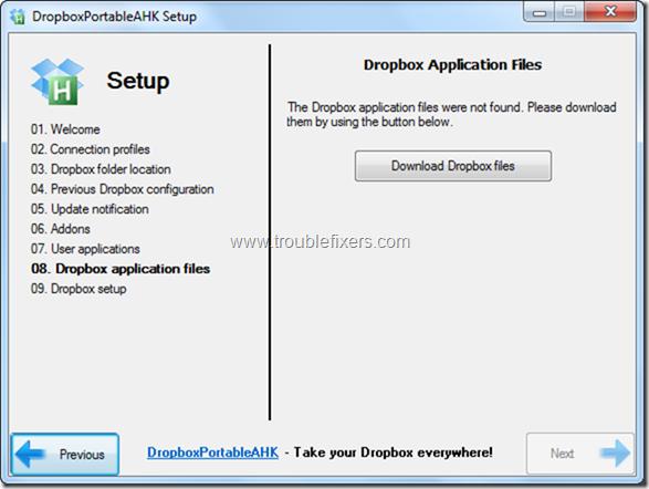 DropboxPortableAHK 8