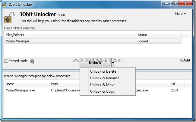 IO unlocker 1