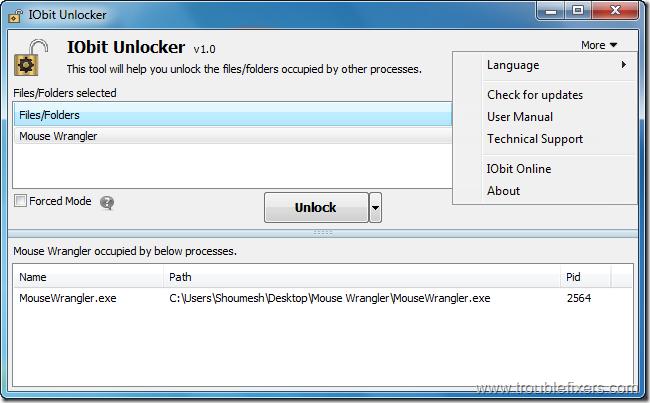 IO unlocker 2