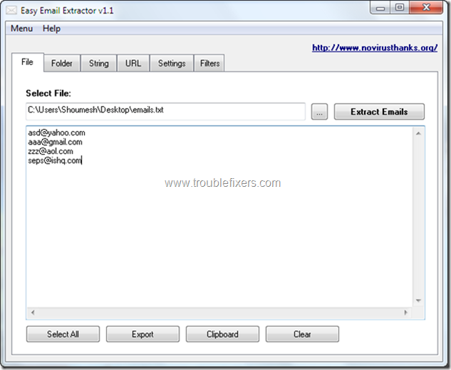 Easy Email Extractor1