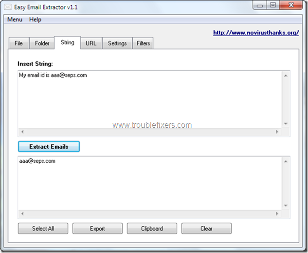 Easy Email Extractor3