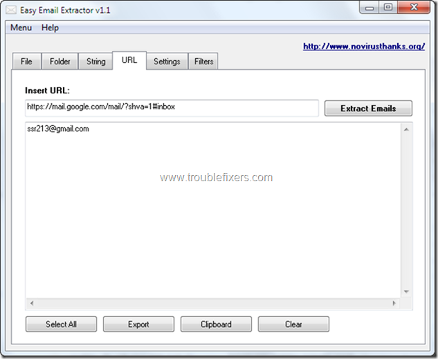 Easy Email Extractor4