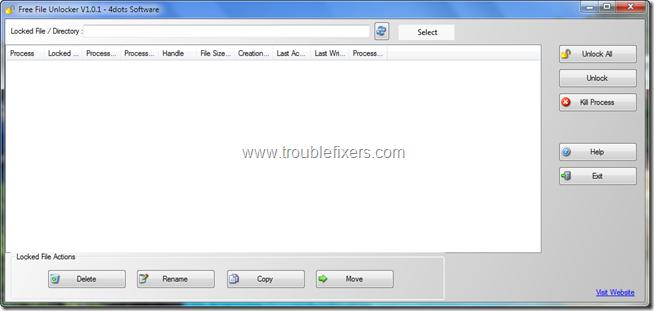 Free File Unlocker 1