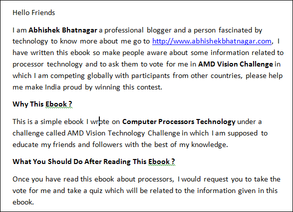 ebook computer processors amd vision challenge