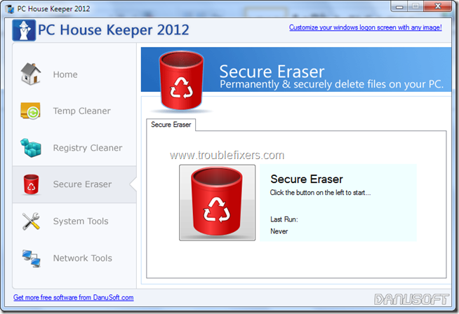 PC House Keeper 2012 5