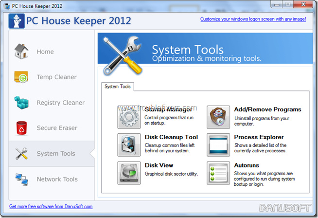 PC House Keeper 2012 6