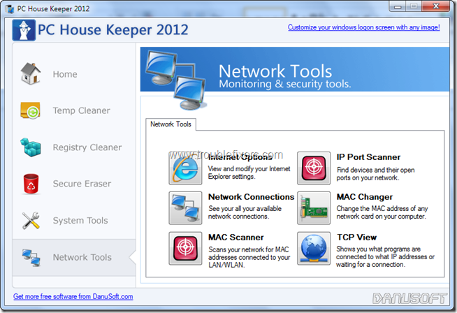 PC House Keeper 2012 7
