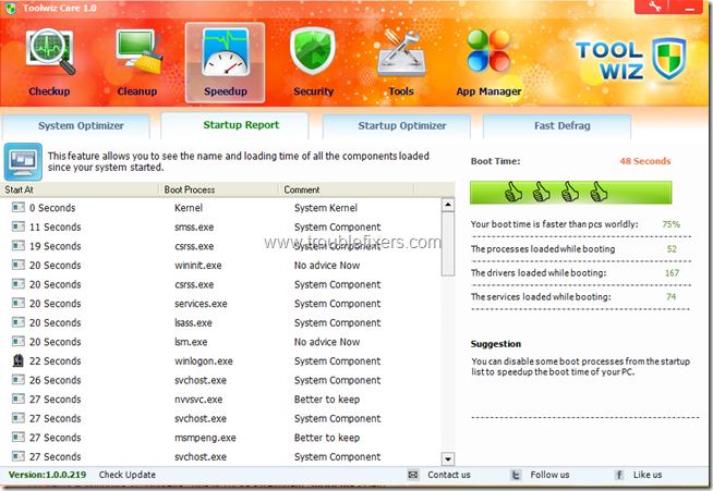 Toolwiz Care 3