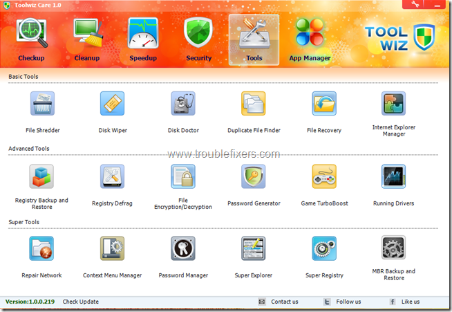 Toolwiz Care 5