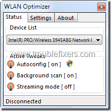 WLAN Optimizer 1