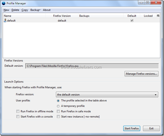 profilemanager 1