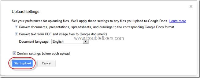 Convert PPT to PDF Using Google Docs (3)