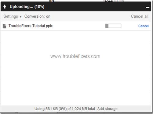 Convert PPT to PDF Using Google Docs (4)