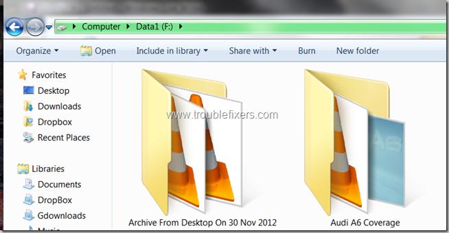 Winmend folder hidden 3