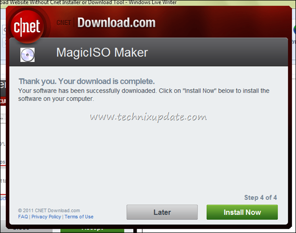 magic iso cnet downloaded