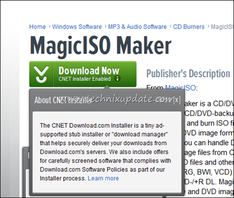 magic iso cnet downloader