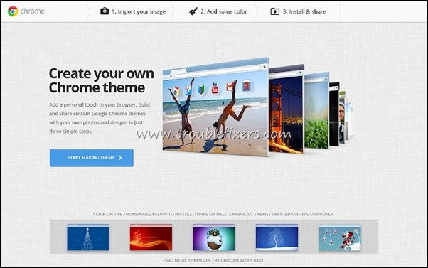 Add Your Own Personal Wallpaper In Google Chrome New Tab Background