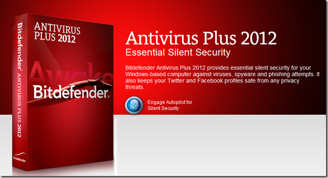 Bitdefender Antivirus 2012-review