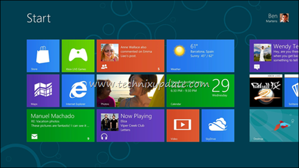 Windows 8 Install On Old or New PC