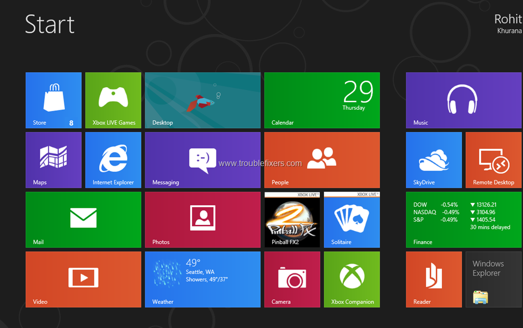 Windows 8 Tiles Move Remove Resize And Re Position 1
