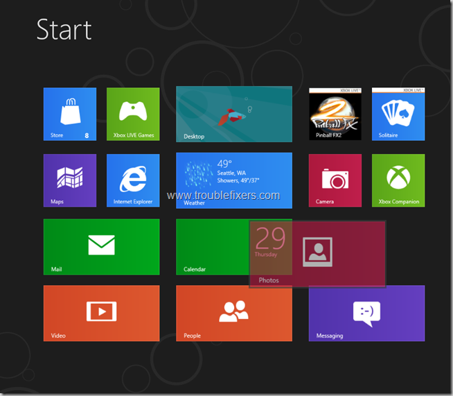 Windows 8 Tiles Move, remove, resize and re-position (12)
