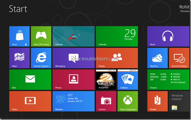 Windows 8 Tiles Move, remove, resize and re-position (1)