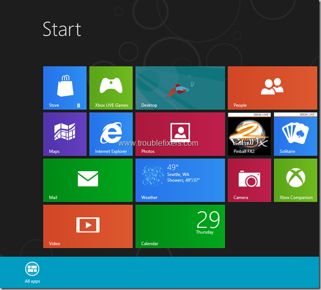 Windows 8 Tiles Move, remove, resize and re-position (6)