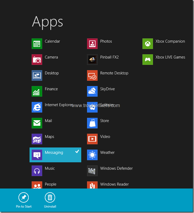 Windows 8 Tiles Move, remove, resize and re-position (8)