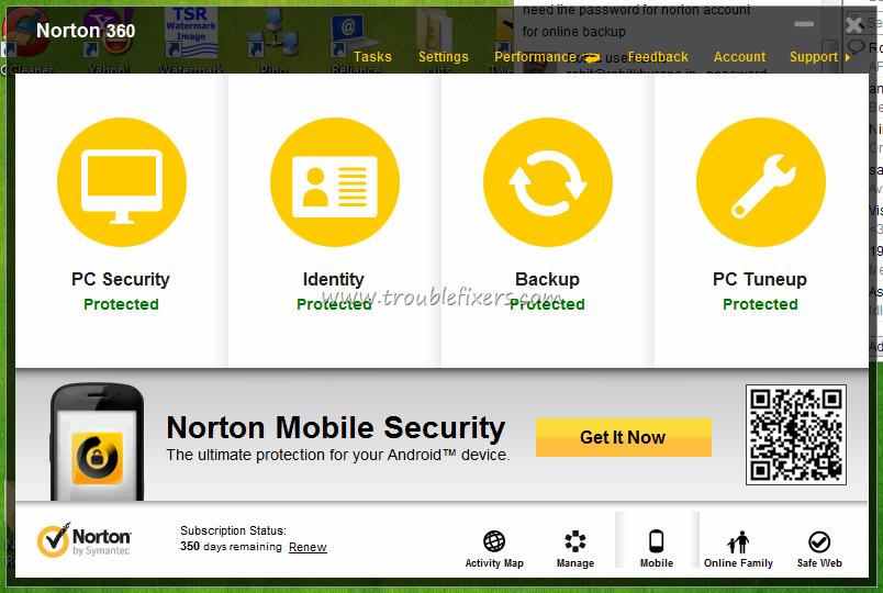 Download norton 360 v6.