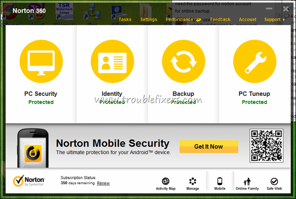 Norton 360 Mobile Version Download