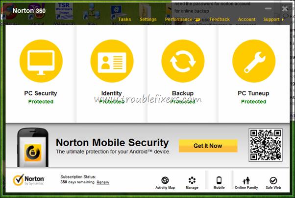 Norton 360 Mobile Version Download