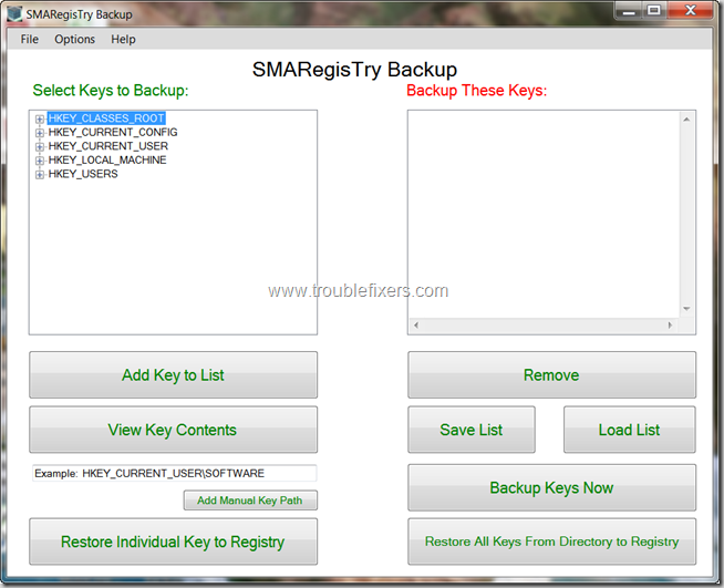 SMARegistey Backup Review2