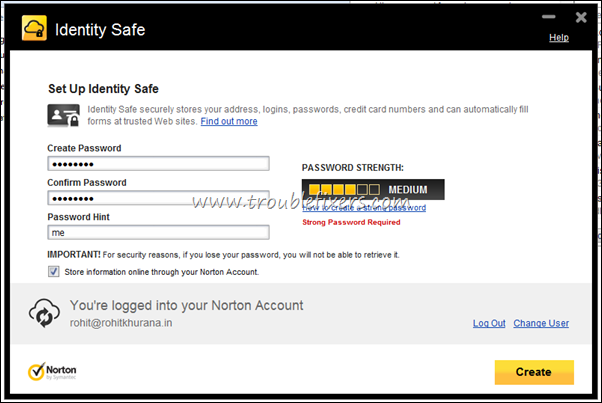 identify safe norton