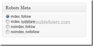 robots-meta-plugin-options