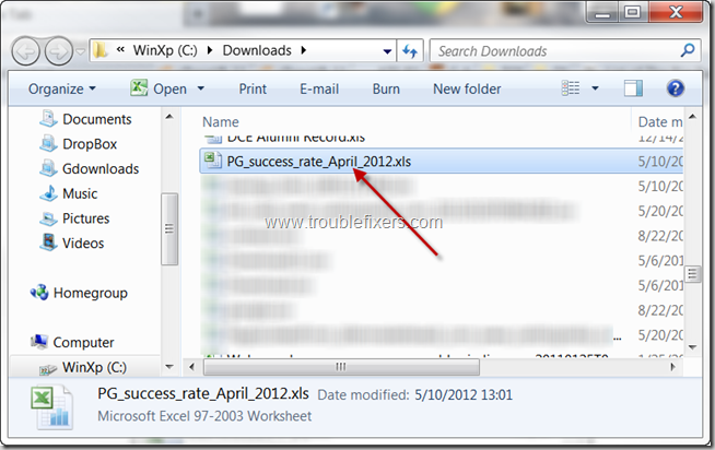 locate file downloaded using mozilla firefox browser2