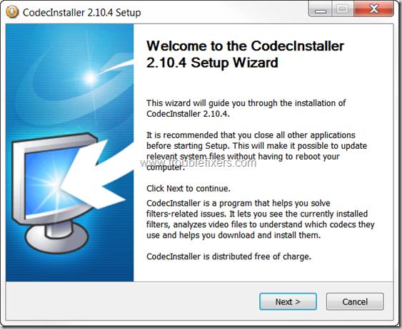 Codec Installer (1)