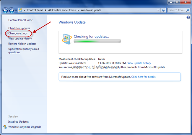 Enable Disable Microsoft Office Updates In Windows Updates (1)