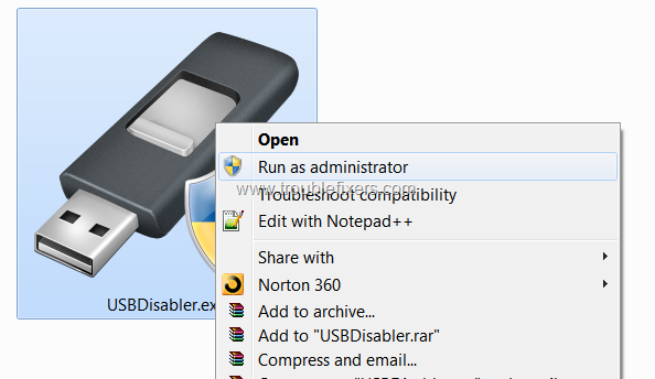 Make USB Drives Read Only or Disabled (5)