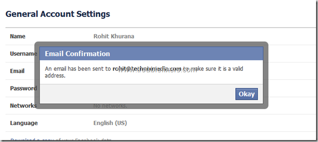 Show Hide Any Email Address on Facebook (9)