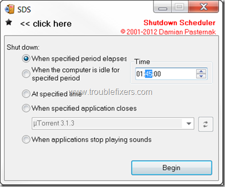 Shutdown Scheduler (3)